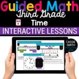 3rd Grade Math Time 3.MD.1 -Google Classroom