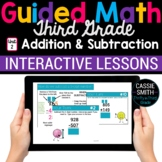 3rd Grade Math Addition and Subtraction 3.NBT.2 -Google Classroom