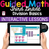 3rd Grade Math Division Basics 3.OA.2 -Google Classroom