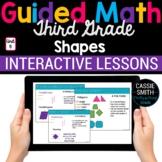 3rd Grade Math Shapes and Attributes 3.G.1 -Google Classroom