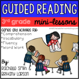 3rd Grade Guided Reading Mini-Lessons {Activities, Resources, Posters and Games}