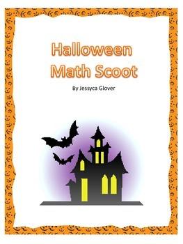 3rd Grade Halloween Scoot