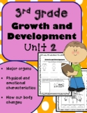 3rd Grade Health - Unit 2: Growth and Development