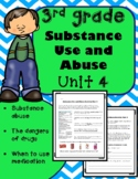 3rd Grade Health - Unit 4 Substance Use and Abuse
