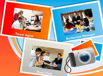 3rd Grade - Hospitality and Tourism Career PPT