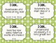 3rd Grade I CAN statements for ELA and MATH (Common Core Aligned)
