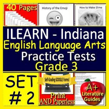 Ilearn Test Prep Worksheets Teachers Pay Teachers