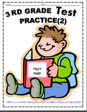 3rd Grade State Test Prep (2)