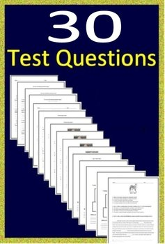 3rd Grade ISTEP Test Prep ELA Practice Tests #2 ISTEP+  - Get Ready!