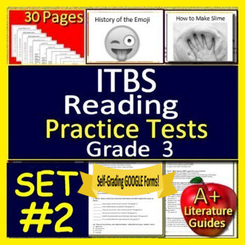 Itbs Test Prep Worksheets Teachers Pay Teachers
