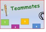 3rd Grade Imagine It: Teammates Teaching Pack