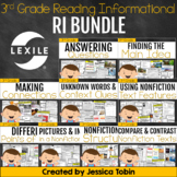 Reading: Informational- 3rd Grade Reading Bundle
