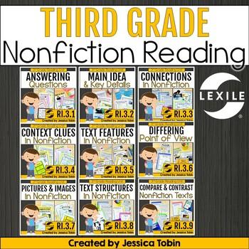 Reading: Informational- 3rd Grade