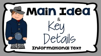3rd Grade Informational Text PowerPoint Bundle