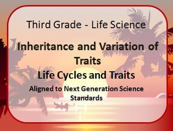 3rd Grade Inheritance and Variation of Traits: Next Generation Aligned