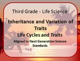 3rd Grade Inheritance and Variation of Traits: Next Genera