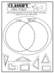 3rd Grade Interactive Math Journal  | Go Math Chapter 12 (