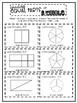 3rd Grade Interactive Math Journal  | Go Math Chapter 8 (Fractions)
