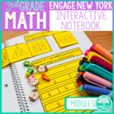 Engage New York Math Aligned Interactive Notebook Grade 3, Module 5