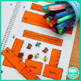 3rd Grade Interactive Math Notebook: Engage NY Module 5