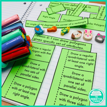 Engage New York Aligned Interactive Notebook: Grade 3, Module 6