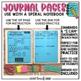 Math Interactive Notebook 3rd Grade Operations & Algebraic Thinking