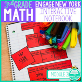 Engage New York Math Aligned Interactive Notebook Grade 3,