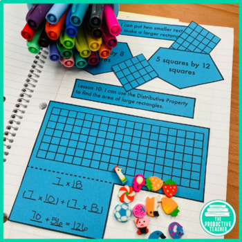 Engage New York Aligned Interactive Notebook: Grade 3, Module 4