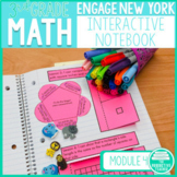 Engage New York Math Aligned Interactive Notebook: Grade 3, Module 4