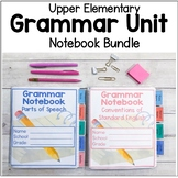 Grammar Unit Third Grade Bundle