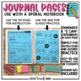 Interactive Math Notebook 3rd Grade Number and Operations in Base 10 & Fractions