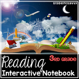 Interactive Reading Notebook 3rd Grade
