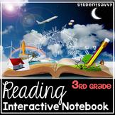 Interactive Reading Notebook 3rd Grade
