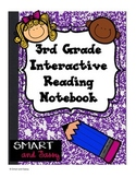 3rd Grade Interactive Reading Notebook TEKS Aligned