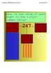 3rd Grade Interactive Smart Board Lesson Math Test Prep Read and Write Whole #'s