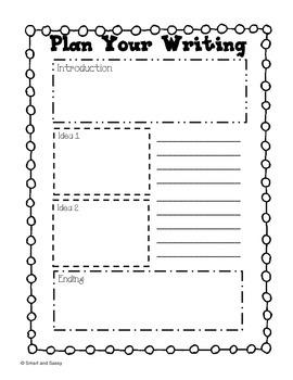 3rd Grade Interactive Writing Notebook TEKS Aligned