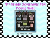 3rd Grade Journey's Focus Wall