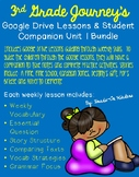 Journey's Google Drive and Student Companion Bundle