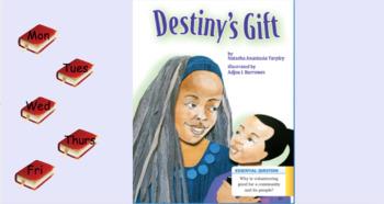 3rd Grade Journeys 2017 Destiny's Gift