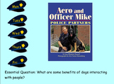 3rd Grade Journeys 2017 SMARTboard Aero and Officer Mike