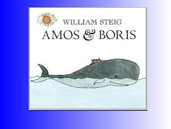3rd Grade Journeys 2017 SMARTboard Amos and Boris + Project