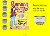 3rd Grade Journeys 2017 SMARTboard Ramona Quimby, Age 8