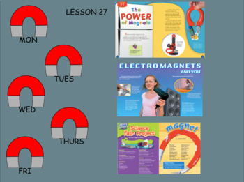 3rd Grade Journeys 2017 The Power of Magnets
