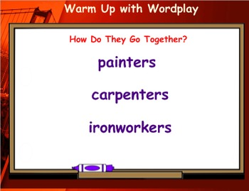 3rd Grade Journeys Reading Unit 1 Lesson 4 Smartboard Lessons
