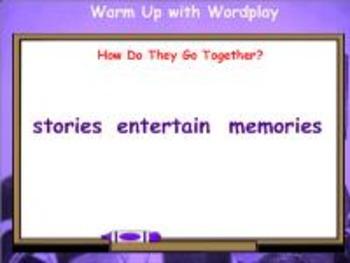 3rd Grade Journeys Reading Unit 2 Lesson 9 Smartboard Lessons