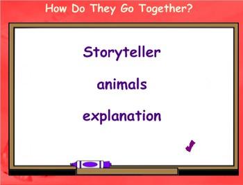 3rd Grade Journeys Reading Unit 4 Lesson 19 Smartboard Lessons