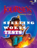 3rd Grade Journeys Spelling Tests Lessons 1-30
