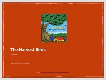 3rd Grade Journeys Unit 2 Lesson 8 PowerPoint