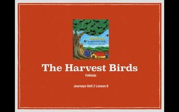 3rd Grade Journeys Unit 2 Lessons 6-10