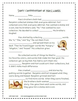 3rd Grade Journeys: Unit 2 Supplemental Activities © 2011
